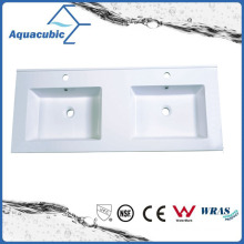 Popular Artificial Stone Polymarble Bathroom Basin