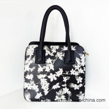 Wholesale Lady Flower Printing PU Leather Handbags (LY060280)