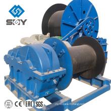 Treuil électrique résistant de 30 tonnes de JM avec le double frein