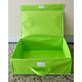 different sizes of storage boxes with lid