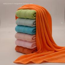 Ensembles de serviettes de luxe de qualité série serviette 3 pièces