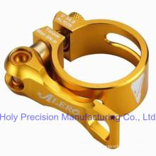 OEM-Hersteller-Versorgungsmaterial anodisierte CNC maschinell bearbeitete Teil