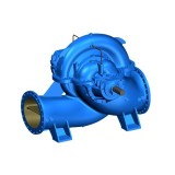 Sanlian Brand Hs (V) Volute Centrifugal Pump