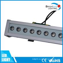 24W / 36W / 48W RGB DMX512 de alta potencia de pared de arandela LED