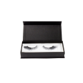 Exportera Black Eyelash Packaging Magnetic Presentförpackning