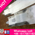 Waveform Guardrail Road Guardrail4320mm × 306/310/312mm Three Difform Guardrail Plate -Plastic Spraying Guardrail Board
