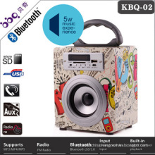 Hot sale High sensitive Radio speaker Superbass Jambox portable mini usb speaker