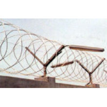Konzertina Razor Barbed Wire Fechten