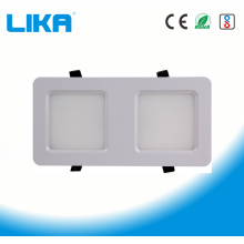 18W Double Headed Grille Led Panel Light