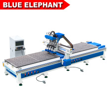 Multi-use Kitchen Cabinet Door Making Woodworking Cnc Router Machine for hot sale
