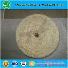 High Quality color Sisal Rope Packing Rope 3ply