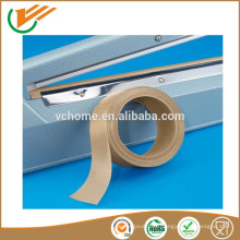 FDA Approval High quality High temperature heat resistance 260 C ptfe teflon adhesive tape