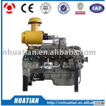 66kw / 89hp R6113CNG motores diesel para gerador de gás