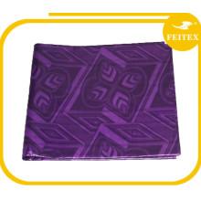 Alibaba Китай новое Прибытие высокого качества Гвинея brocade Shadda Базен riche африканские ткани Простирания ткани FEITEX