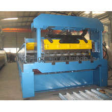 CE Cold Roll Forming Floor Decking Machine
