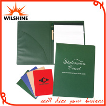 A4 Paper Cover File Folder with Pen for Daily Use (FM407)