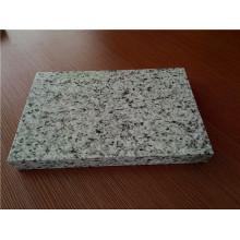 Panneaux en fibre de verre en aluminium de couleur pierre pour revêtement mural