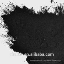 charbon actif de traitement de l'eau de qualité industrielle