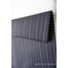 Pure Wool Fabric in Strip style