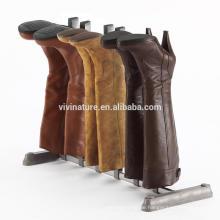 New upgraded Boot Schuhe Rack Organizer für 4 Paar lange Stiefel Schuhe