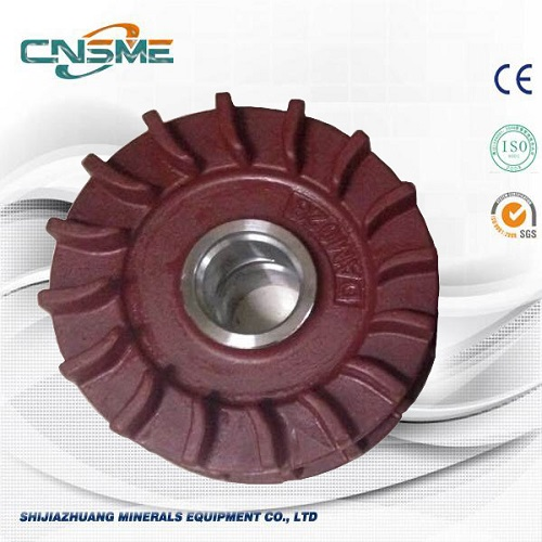 Slurry Pump Metal Expeller