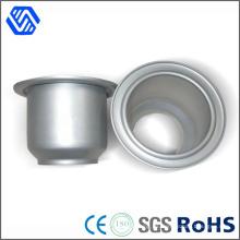 Estampado de metal chapado en zinc de alta calidad