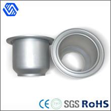 Estampage en métal plaqué zinc de haute qualité