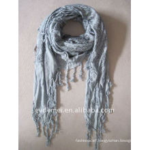 Square Woven 100% Pashmina Scarf and Shawl