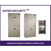 Doble puerta acero oficina archivo fuente segura (SPQ180)