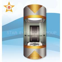 China elevador panorâmico de boa marca para 13 ~ 15persons