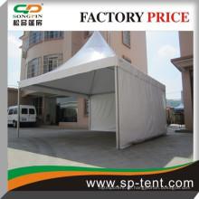 Party Pavillon 5x5m in Weiß für Outdoor-Party Party Veranstaltungen