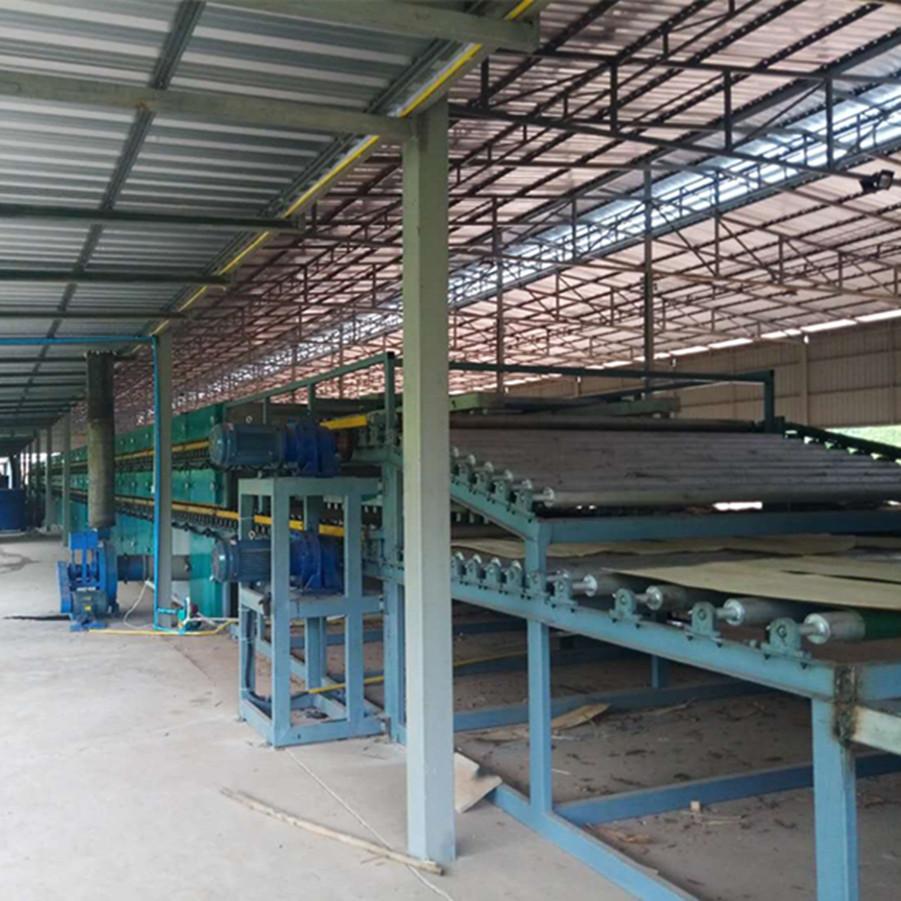 Plywood Production Machine
