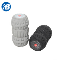 new products electric foam Roller heating Peanut vibrating massage back ball