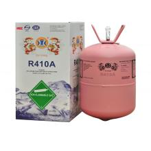 Refrigerant gas cooling gas R410A