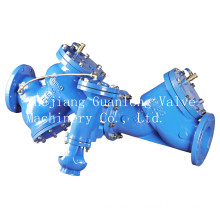 Anti-Pollution Cut off Valve (GHS41X)