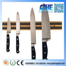 12 pulgadas de doble herramienta de bricolaje magnético titular de cuchillo magnético