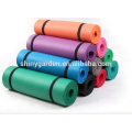 Basics Yoga mat and Exercise Mat with Carrying Strap