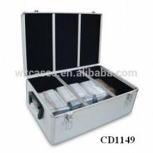 boîtier de CD aluminium gros de haute qualité 510 CD disques