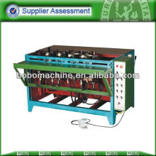 BBQ grill wire mesh frame forming machine