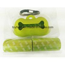 Пластиковая сумка для домашних животных