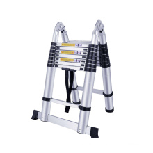 aluminium telescopic ladders with EN131