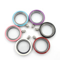 Stylish Various Color 25mm 30mm Charm Locket for Pendant
