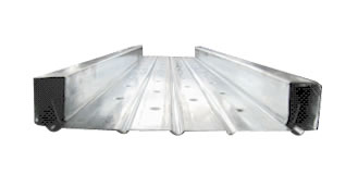 Galvanized Steel Scaffold Pedal Panel Roll Membentuk Mesin