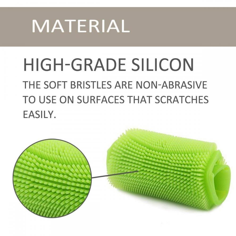 Silicone Kitchen Scrubber product