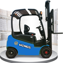 1.8 T Electric Forklift (4-meter Lifting Height)