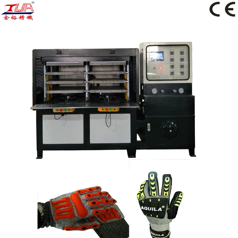 Kpu Protective Gloves Uppers Making Machine