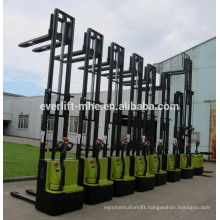1ton 1.2ton 1.5ton 2ton 1.6m 2m 2.5m 3m 4m 5m 6m Electric Stacker DC motor economical electric stacker OEM
