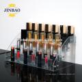 Jinbao laser cut cadeau boîte de support de présentoir en acrylique pour affichage décor