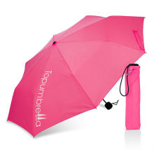 Super mini 5 folding custom pocket umbrella