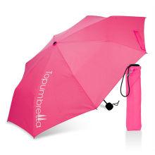 Super mini 5 guarda-chuva de bolso personalizado dobrável